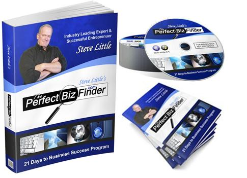 ThePerfectBizFinder Program Manual & Workbook